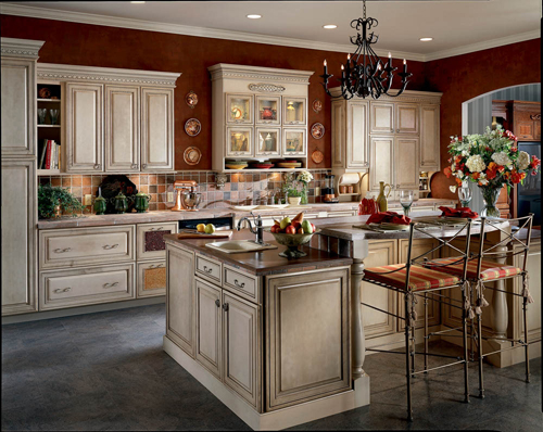 KraftMaid Kitchen Cabinet Demo