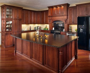 Koch Marquis Kitchen Cabinet Demo