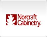 Norcraft Cabinetry Authorized Distributor Logo