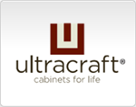 Ultracraft Cabinets For Life Authorized Distributor Logo