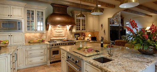Touchstone Cabinetry Authorized Dealer Designer Cabinets