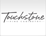 Touchstone Cabinetry Authorized Distributor Logo