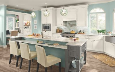 4 Benefits of Kraftmaid Cabinets