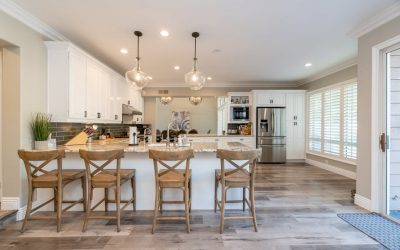 5 Reasons Homeowners Love Open-Planned Kitchens