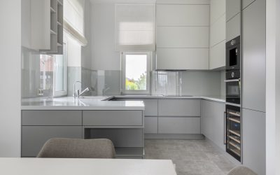 What Is a Parallel Kitchen Design?